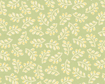 Clearance Cotton Fabric bty light Green blender VIP Exclusive Tina Higgins Romance Collection quilt craft sewing