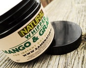 Whipped Mango & Grapeseed for Deep Skin Moisturizing Mango Butter and Grapeseed Oils to Sooth and Protect Damaged Skin