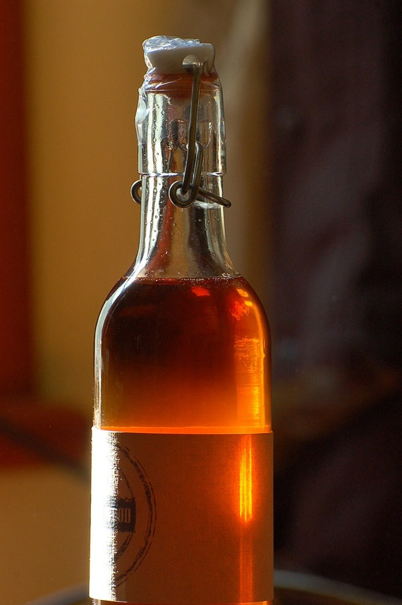 4 Bottles of Barrel Aged Maple Syrup
