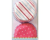 Patterned Cupcake Cases