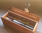 Cigar & Port Redwood Gift Boxes