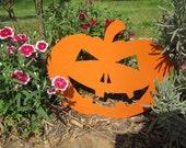Metal,Traditional Smile,Pumpkin,Halloween Decoration