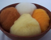 Needle Felting Wool - Good Morning Collection