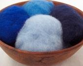 Needle Felting Wool - Maritime Collection