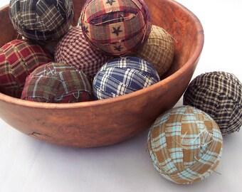 Primitive Rag Balls - 12