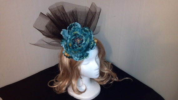 Hunger Games Costume...Effie Trinket Fascinator