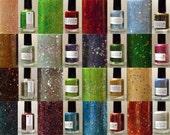 NerdLacquer Color Library : Custom-blended Nail Polish