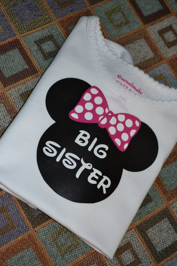 "Personalized ""Minnie"" Tee Shirt"