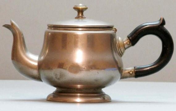 A Pretty W.M.F. Teapot