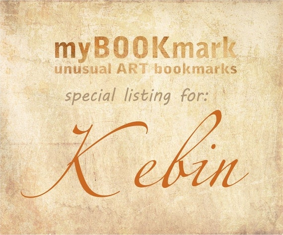 Special licting for Kebin