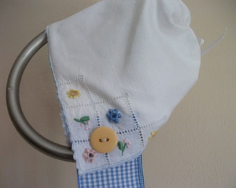 Lovely Bonnet for a Baby Girl