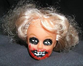 Custom Zombie Bust