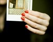 Photograph of Polaroid photography, art print