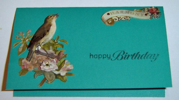 Girls Birthday Card - Profit for Charity