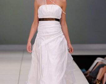 Charleston wedding dress, designer wedding dress, sample sale, custom made wedding dress