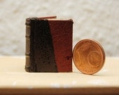 1/12 Scale old Miniature book, Calendarium