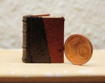 1/12 Scale old Miniature book, Calendarium