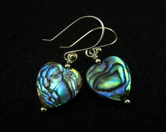 Tide of the Sea,Abalone Shell  Earrings