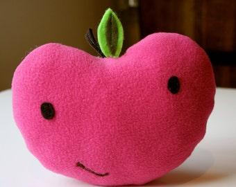 Apple Buddy - Plush Fleece Toy