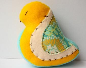 Sweet Bird Plushie