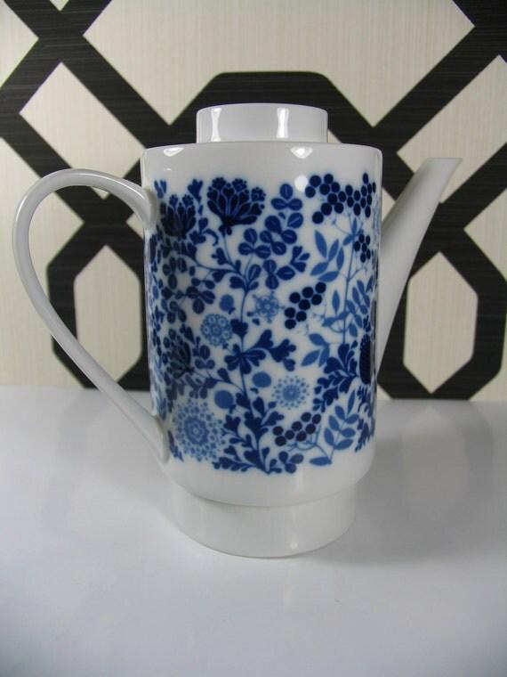 Melitta teapot / coffeepot