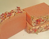 Victorian Rose Clay - Shea Butter Soap