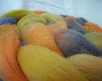 Kill Bill merino roving/tops