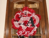 Arkansas Razorbacks Wreath