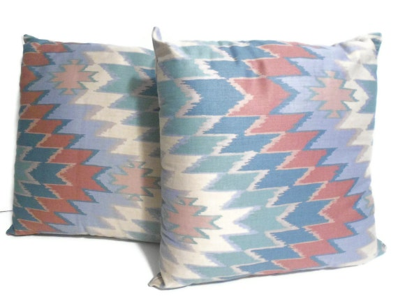Southwestern Pillows And Throws : Vintage Southwestern Throw Pillows