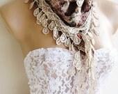 Beach Scarf Pareo Natural Cotton Scarf Adorned Fringed Guipure Scarf,Bandana,Headband,Elegant 2012 fashion