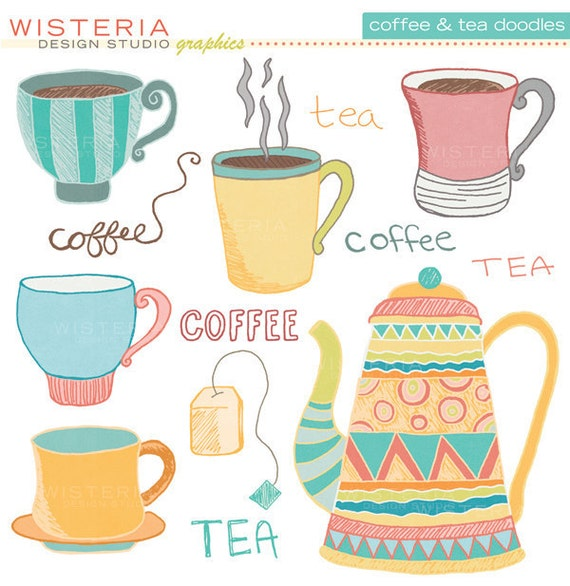 clip art tea coffee - photo #28