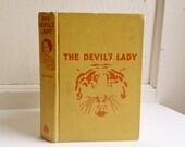 DEVIL'S LADY / Pulp Fiction Novel by HL Gates / Rare, Scarce, 1933
