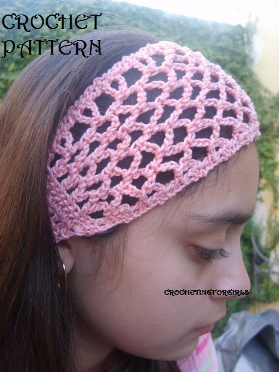 Items similar to CROCHET PATTERN pdf-file summer mesh ...