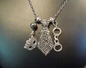 FSoG Inspired Necklace