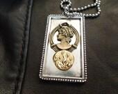 Dark-Hunter Inspired Necklace - Kat & Sin