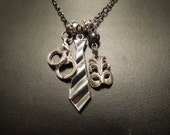 Fifty Shades of Grey Inspired Necklace - A Smaller Version