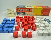 Lok a Bloks Puzzle Game 60s 70s