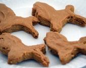 Peanut Butter Doggy Biscotti Medium Size (16 Count)