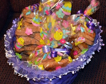 Large Dog Easter Basket (25 Count)