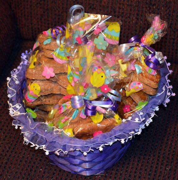 Large Dog Easter Basket (25 Count)