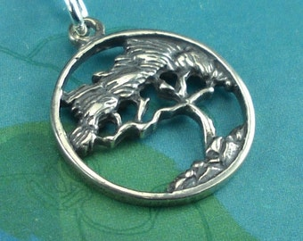 Bonsai Jewelry Tree Sterling Silver