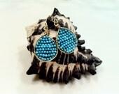 Turquoise Jamie Earrings