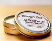 Vanilla Vanilla - Car Freshener