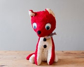 1950's Red Fox by Gund Co.