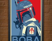 BOBA 11x17 Poster