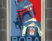 BOBA 24x36 Poster