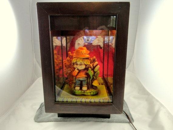 Vintage Light Box