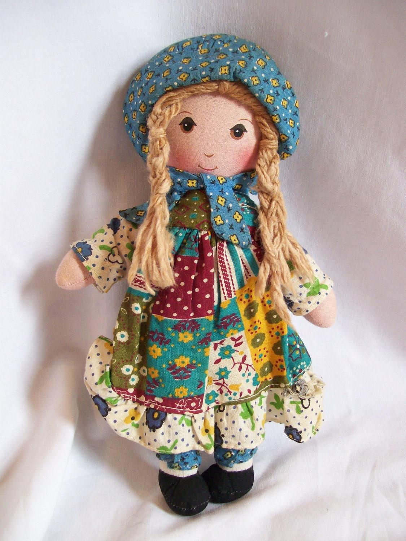 Vintage Holly Hobbie Doll