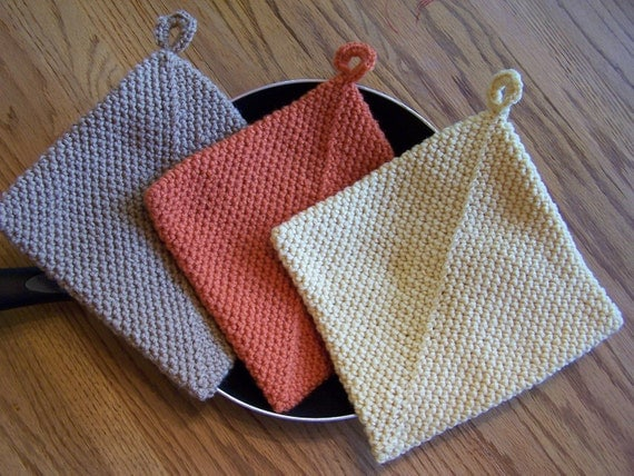 Fall/Thanksgiving Potholders, Potholders, Trivets, Hotpads, Hot Pads, Housewarming Gift, Gift Basket, Fall Decor