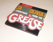 Coaster Vinyl Record Set - Grease